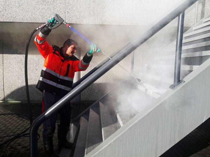 Commercial Pressure Washing by Quad State Cleaning Solutions, LLC