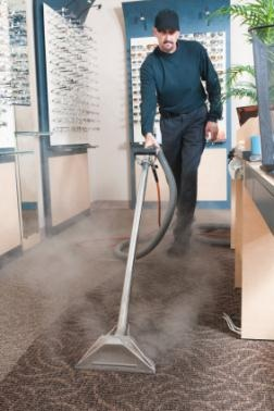 Commercial carpet cleaning by Quad State Cleaning Solutions, LLC
