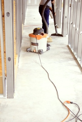 Construction cleaning in Smithsburg MD by Quad State Cleaning Solutions, LLC